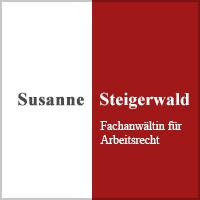 Susanne Steigerwald - Fachwanwälting für Arbeitsrecht in Aschaffenburg